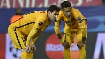 Barcelona-PSG, el reencuentro de Messi y Neymar