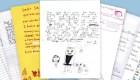 Cartas a Santa revelan preocupación por la pandemia