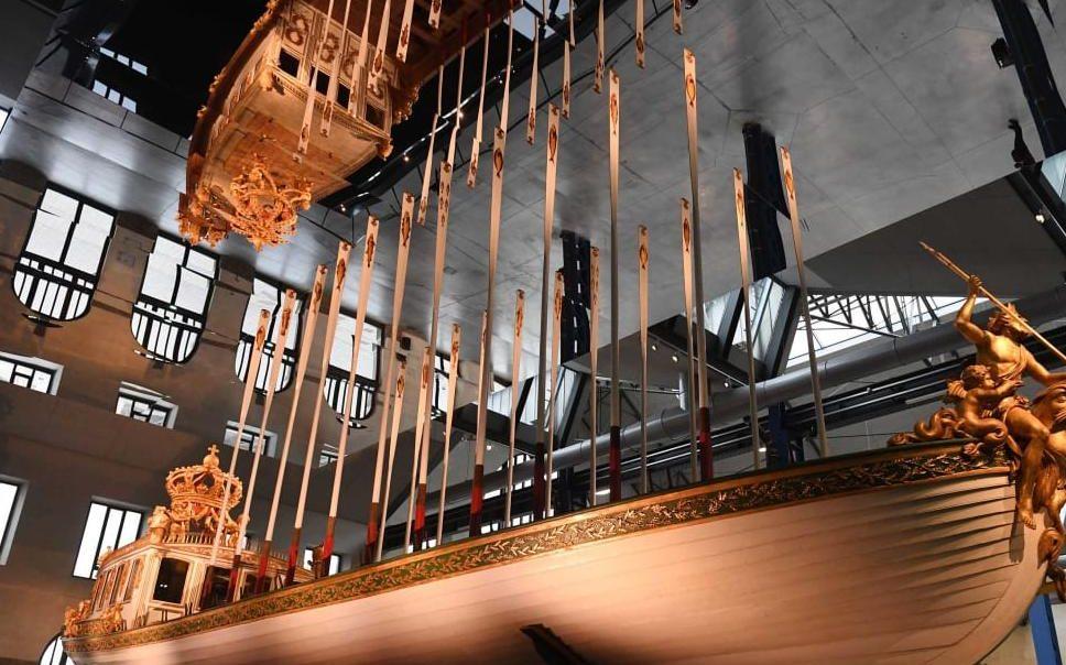 Francia exhibe barcaza de Napoleón Bonaparte