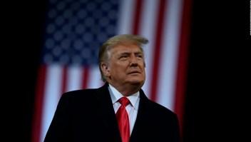 Último recurso de Trump para desafiar el triunfo de Joe Biden