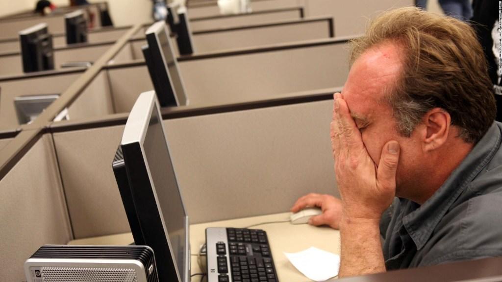 Qué errores debes evitar al buscar trabajo en línea