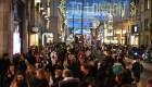 El Reino Unido pide más precauciones durante las fiestas navideñas