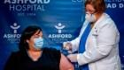 Puerto Rico comienza a vacunar contra el covid-19