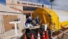 Los Ángeles: sin camas para pacientes con covid-19