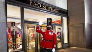 La juguetería FAO Schwarz hospedará a una familia