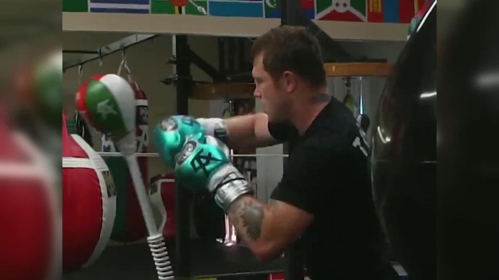 Saúl Álvarez vs. Callum Smith: así luce el mexicano previo a la pelea