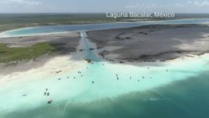 Reconéctate con la laguna de Bacalar
