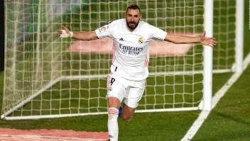 """Varsky: """"El gran momento de Benzema"""""""