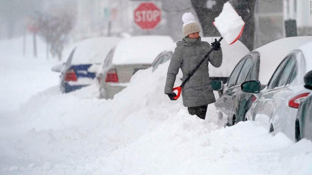 Poderosa tormenta invernal en EE.UU.