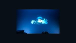 Lujoso submarino conquista las profundidades oceánicas