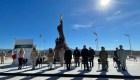 AMLO inaugura monumento a familia LeBarón mientras el caso aún no se resuelve