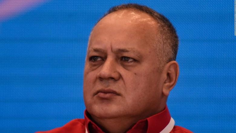 Diosdado Cabello Venezuela diario El Nacional