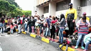 Migrantes venezolanos, entre la crisis y la pandemia