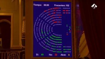 Diputados de España aprueban la eutanasia