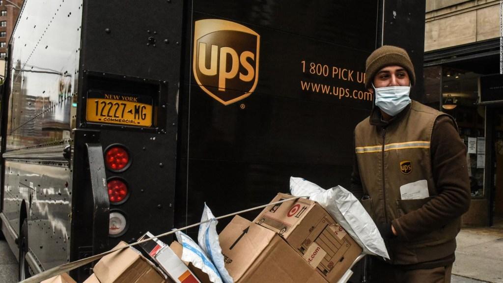 Se agota el tiempo para recibir paquetes para la Navidad