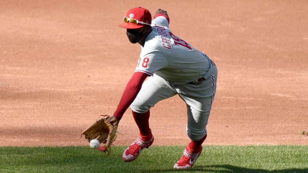 Didi Gregorius, el beisbolista que combate al covid-19