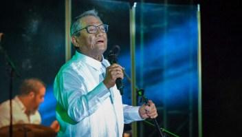 Manzanero pudo contagiarse de covid-19 en fiesta en Oaxaca