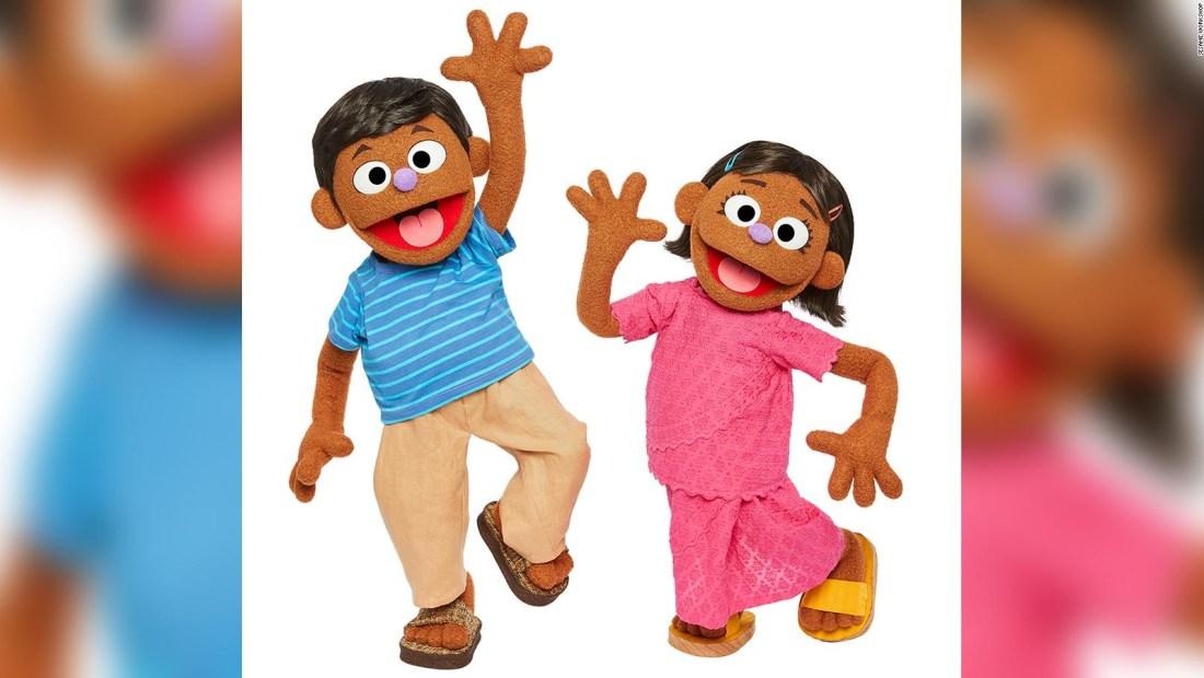 The Muppets y los niños refugiados