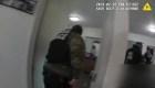 Mujer inocente fue sorprendida por redada policial