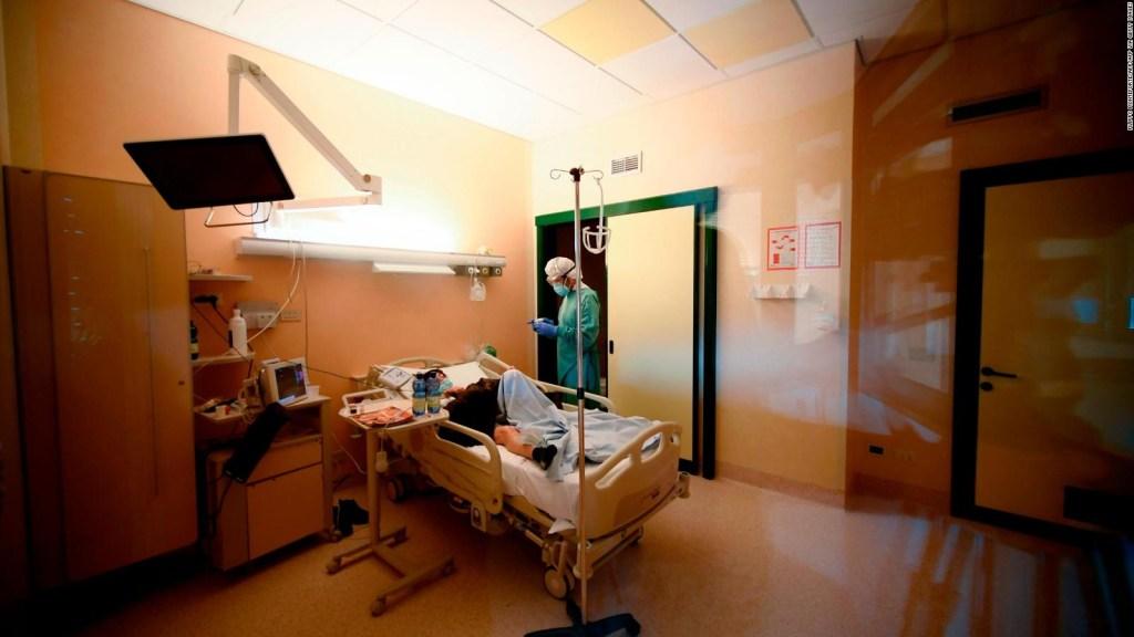 2 posibles casos de nueva variante de covid-19 en Italia