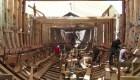 Construyen velero ecológico en Costa Rica