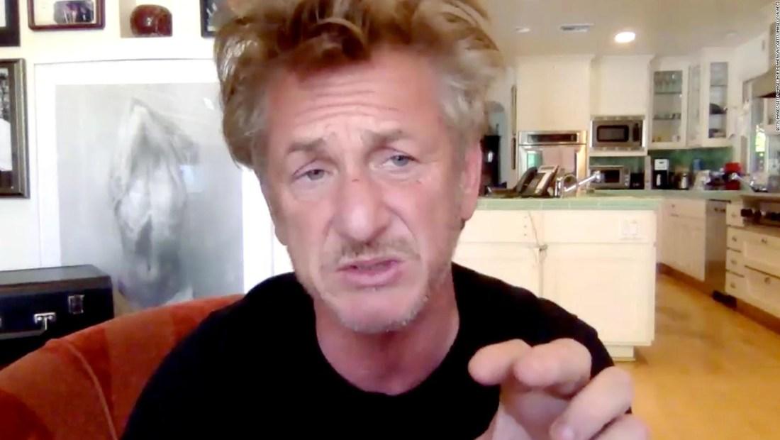 ¿Por qué es tendencia Sean Penn?