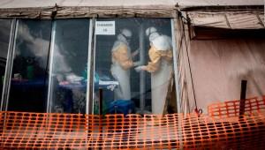 """La """"Enfermedad X"""", ¿un virus parecido al ébola?"""
