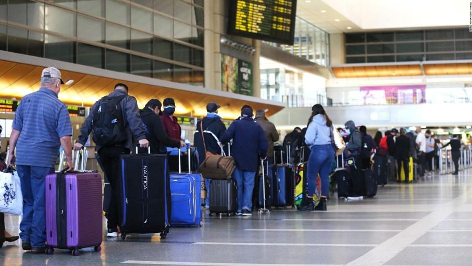 CDC: recommander de restreindre les voyages aux États-Unis