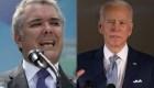 El silencio entre Duque y Biden... ¿a qué se debe?