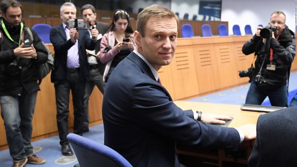 Navalny: el tratamiento que le salvó la vida