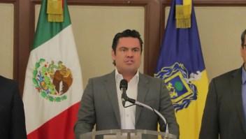 Cae sospechoso del asesinato de Aristóteles Sandoval