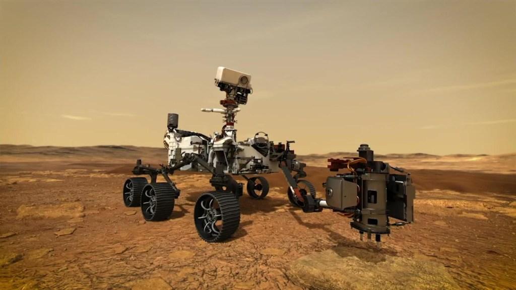 NASA: Δείτε πώς θα συλλέξετε δείγματα στον Άρη