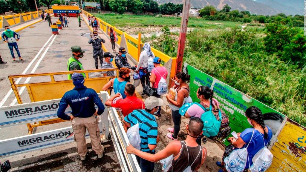 Duque llama a la comunidad internacional a desembolsar recursos para vacunar a los migrantes