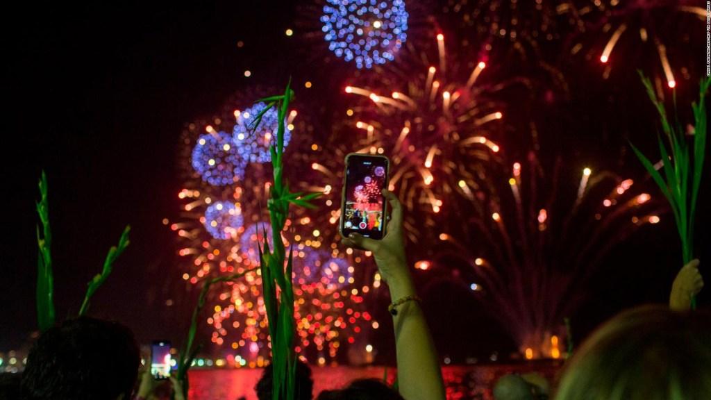 Sin celebraciones de fin de año en Río de Janeiro