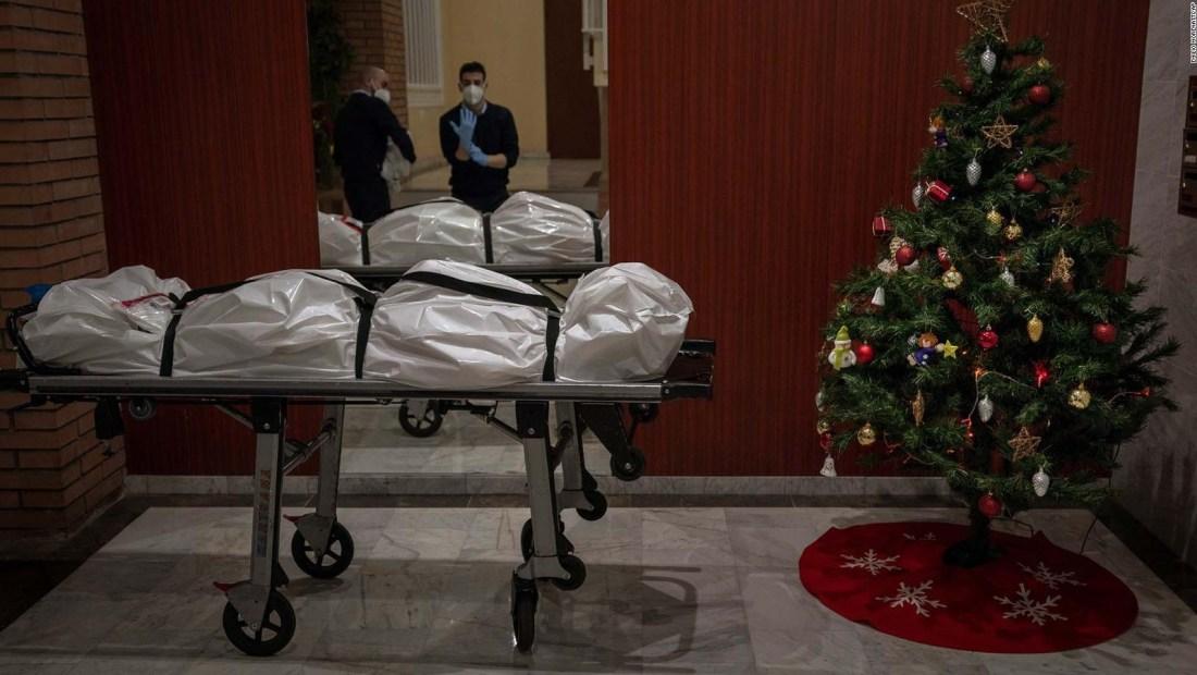 En EE.UU. se proyectan más de 567.000 muertes por covid-19
