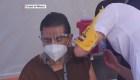 """López-Gatell ante vacunas aplicadas, """"no se puede precisar la duración de la pandemia"""""""