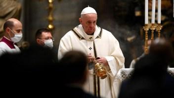 5 cosas: El papa no encabezara los festejos de Año Nuevo