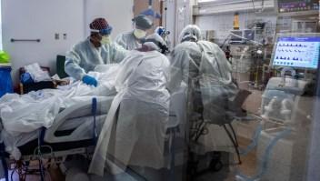 Crisis en California: sistema hospitalario al límite