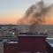 Video muestra columna de humo tras explosión en Nashville