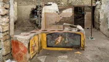 Pompeya sitio descubierto