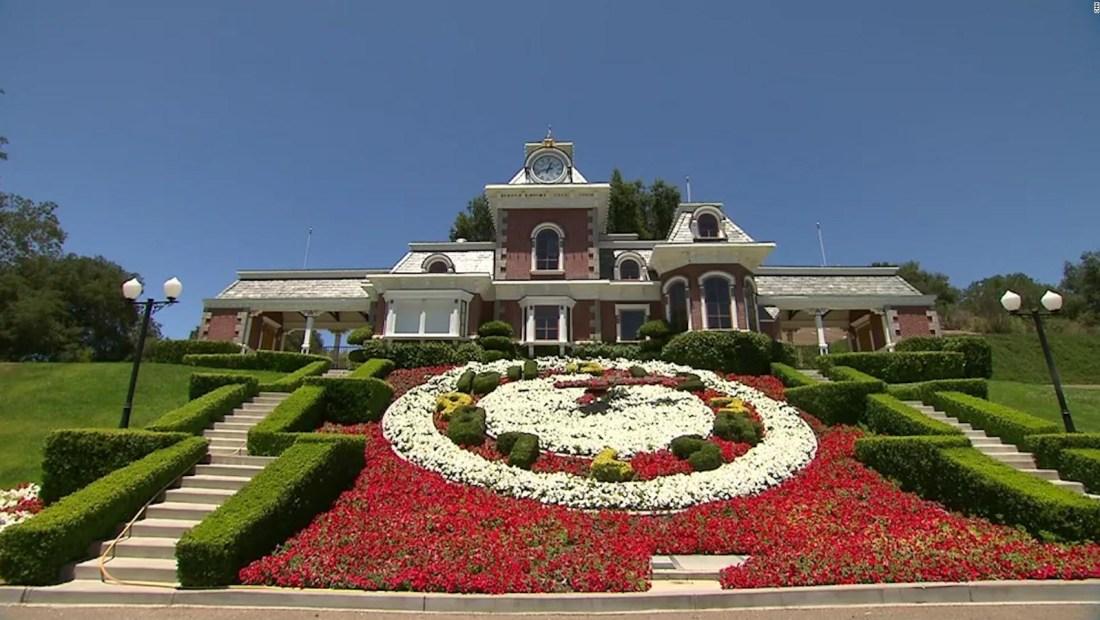 ¿Qué ocurrió con la mansión de Michael Jackson?