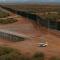 Así afecta construcción del muro fronterizo la comunidad