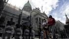 Senado de Argentina debate ley del aborto