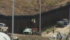 Cerca el Gobierno de Trump de su objetivo con el muro fronterizo