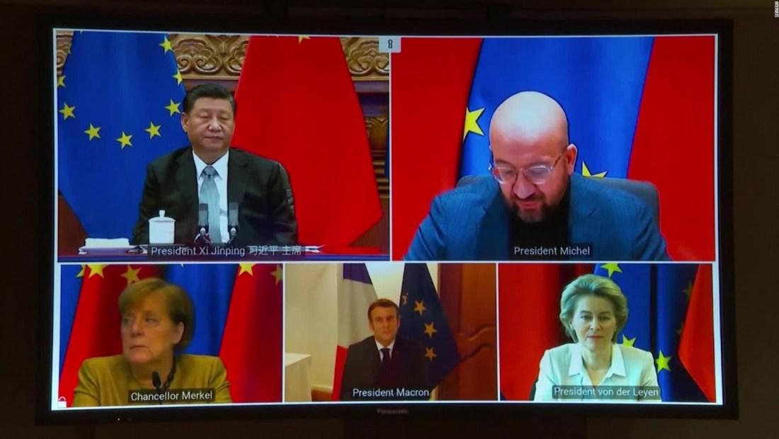 La Unión Europea y China firman nuevo acuerdo comercial