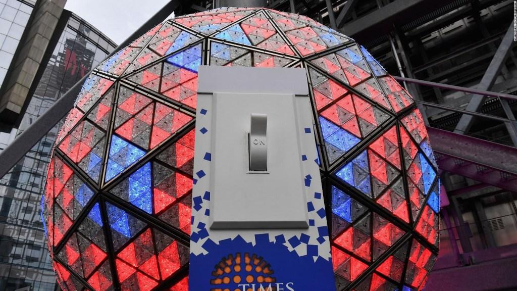 Que caiga la bola de Times Square y se acabe el 2020