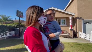 El reto de una madre para lograr un trasplante