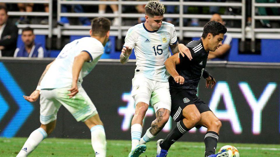 FIFA top 10 Argentina México