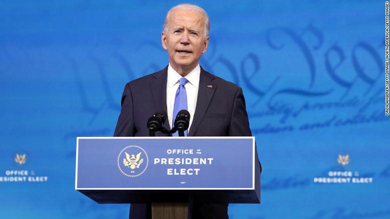 Biden discurso