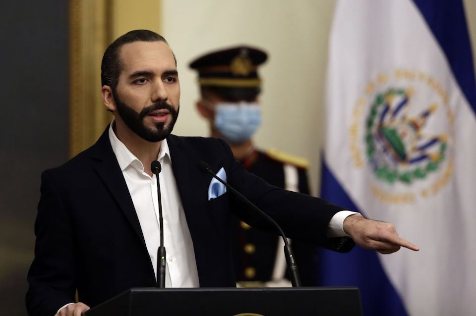 El Salvador Bukele